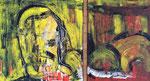 heller Mann - Acryl auf Leinwand/2015