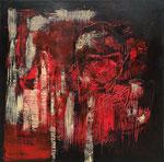 Spelunke - Acryl auf Leinwand/2014