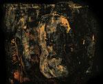 memento mori 1 - Acryl auf Leinwand/2015