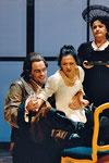 Der Rosenkavalier (Ochs), mit Temi Kamburova und Fabienne Jost 2006