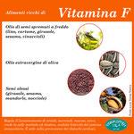 alimenti ricchi di vitamina F
