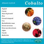alimenti ricchi di cobalto