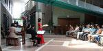 2011年8月7日(日) ガレリアコンサート 1         in 長久手町文化の家 アトリウム
