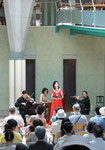 2011年8月7日(日) ガレリアコンサート 4         in 長久手町文化の家 アトリウム