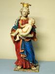 Madonna mit Kind, historistisch, ca. 1890
