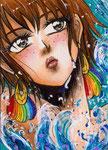 """The Princess of elemets of water""  *MyteryRaiders*n((no.18#))"
