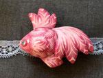 帯留め 金魚15