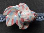 帯留め 金魚8
