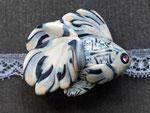 帯留め 金魚7