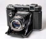 Zeiss Ikon Super Ikonta 532/16,  Rollfilmkamera, Baujahr 1951, derzeit meine Lieblingskamera Nr. 2