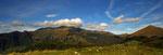 Panoramica sul Monte Generoso e Monte Crocione (HDR) , alta Valle di Muggio , Ticino , Svizzera. Info; 3 foto unite in HDR + filtro 10 stop e filtro degradante 0.6 , Nikon D3S + 24-70mm f2.8 Nikon a 24mm a f22  0.3 sec a ISO 100 su cavalletto