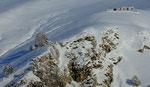 Giornata invernale sull' Alpe Nadig e alla Piana Monte Generoso , Ticino , Svizzera.  Info; Nikon D2X + 300mm f2.8 Nikon a f18  1/80 a ISO 100 su cavalletto