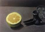 Pavel Feinstein: *N 1952*, 2014, Tempera/Hartfaser, 30 x 40 cm