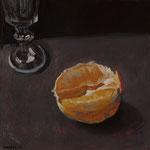 Pavel Feinstein: *N 2063*, 2015, Tempera/Hartfaser, 30 x 30 cm