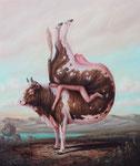 Bruno Pontiroli: *Sans titre*, 2018, 55 x 46 cm