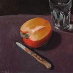 Pavel Feinstein: *N 2058*, 2015, Tempera/Hartfaser, 30 x 30 cm
