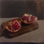 Pavel Feinstein: *N 1807*, 2013, Tempera/Hartfaser, 30 x 30 cm