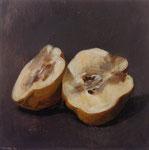 Pavel Feinstein: *N 1838*, 2014, Tempera/Hartfaser, 30 x 30 cm