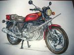 Honda CBX 1000, © Berthold B.Knopp