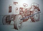 Eicher Diesel Trecker