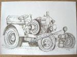 Traktor Kramer Diesel, © Berthold B.Knopp