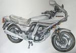 Honda CBX, © Berthold B.Knopp