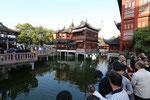 Der Yu-Garten (auch Yu-Yuan-Garten chinesisch 豫園 / 豫园, Pinyin Yùyuán) in Shanghai gilt als eines der schönsten Beispiele der Gartenkunst in China