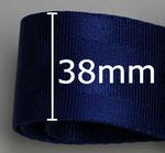 38 mm Gürtelbreite