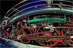 Dampflok. Bildformat: 3:2