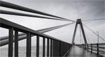 Brücke in Stavanger. Bildformat: 1:2. Annahme bei der Deutsche Fotomeisterschaft 2019.