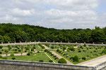 CHENONCEAU  - Jardin de Diane