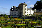 VILLANDRY et le jardin potager (Indre et Loire)