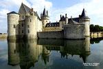 SULLY SUR LOIRE - Château (Loiret)