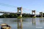 LANGEAIS  - Pont suspendu