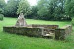 La fontaine de dévotion de St Urlô