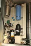 Fernreisemobil, Expeditionsmobil mit Seagull-Wasserfilter-Entkeimung. Trinkwasserqualität im Reisemobil, Allrad-Reisemobil, Allrad-Wohnmobil, Fernreise