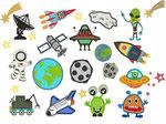 Ufo's, Raketen