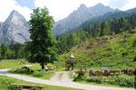 Hinterbärenbad Kaisertal