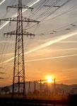 Strommasten für ESTI
