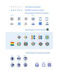"Icon design for software ""EON Creator"""