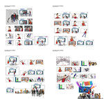 Nokia wipe application storyboard