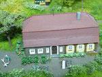 Umgebindehaus der Familie Skoda