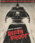Death Proof Movie Poster 2007, Quentin Tarantino