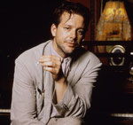 Mickey Rourke, Actor and Sin City 2 Model.