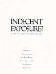 "Exposure Magazine ""Indecent Exposure?"""