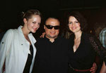 Marley Shelton & Carla Gugino, Actresses & Models, at Antone's Blues Club, in Austin, Texas   USA