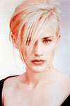 Patricia Arquette, Actress and Model.