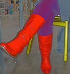©Trash/Treasure, 'under the table', pigment print