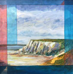 Aquinnah, 2008. 30 x 30 in. Acrylic paint on canvas. $700 #08PA096L