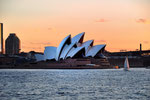 Sydney Opera House - Sunshine